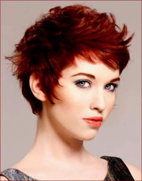 finest ladies short hair cut inspiration-Lovely ladies short haircut image