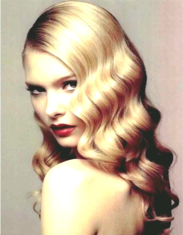 Excellent Hairstyles Waves Portrait Elegant Hairstyles Waves Collection