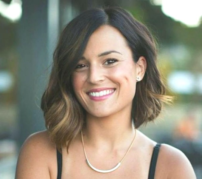 unique curl haircut picture - Awesome curls haircut photo