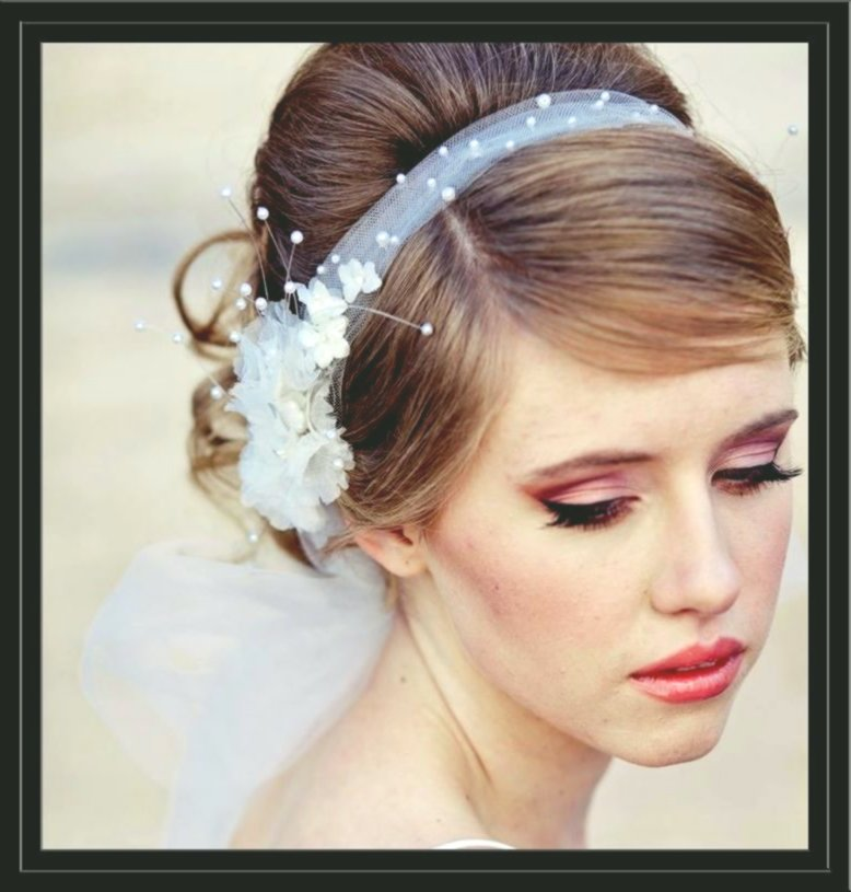 superb bridal flower collection - Best Bridal Hairstyle Flowers Photography