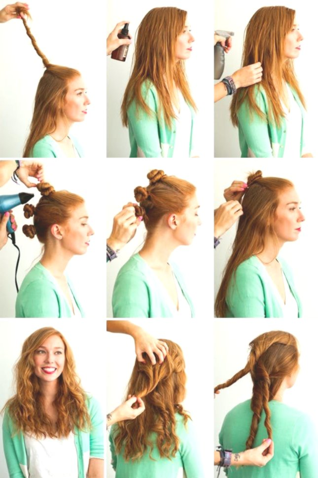 terribly cool simple hairstyles making yourself online Modern Simple Hairstyles Making Yourself Design