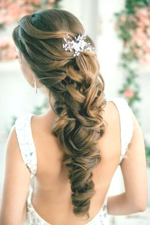stylish hairstyles semi-open online beautiful hairstyles half-open picture