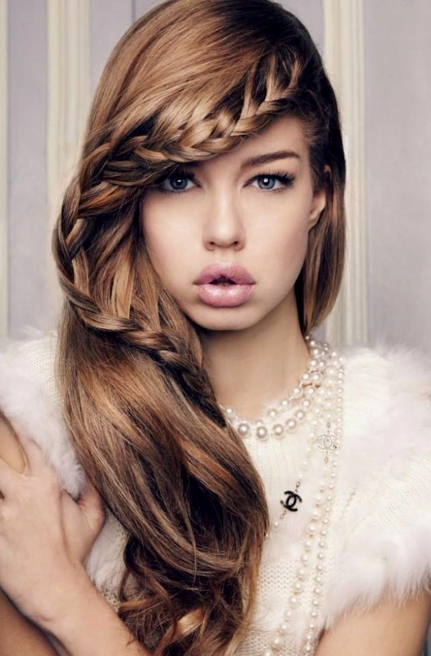 lovely hairstyles teenager female picture Cool hairstyles teen Female pattern