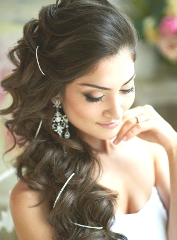 lovely hairstyles for a wedding picture - Beautiful Hairstyles For A Wedding Gallery
