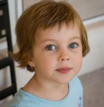 Photo of Modern toddler hairstyle models