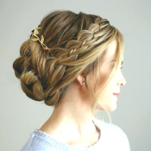 elegant updos half-length hair pattern-Awesome updos half-length hair design