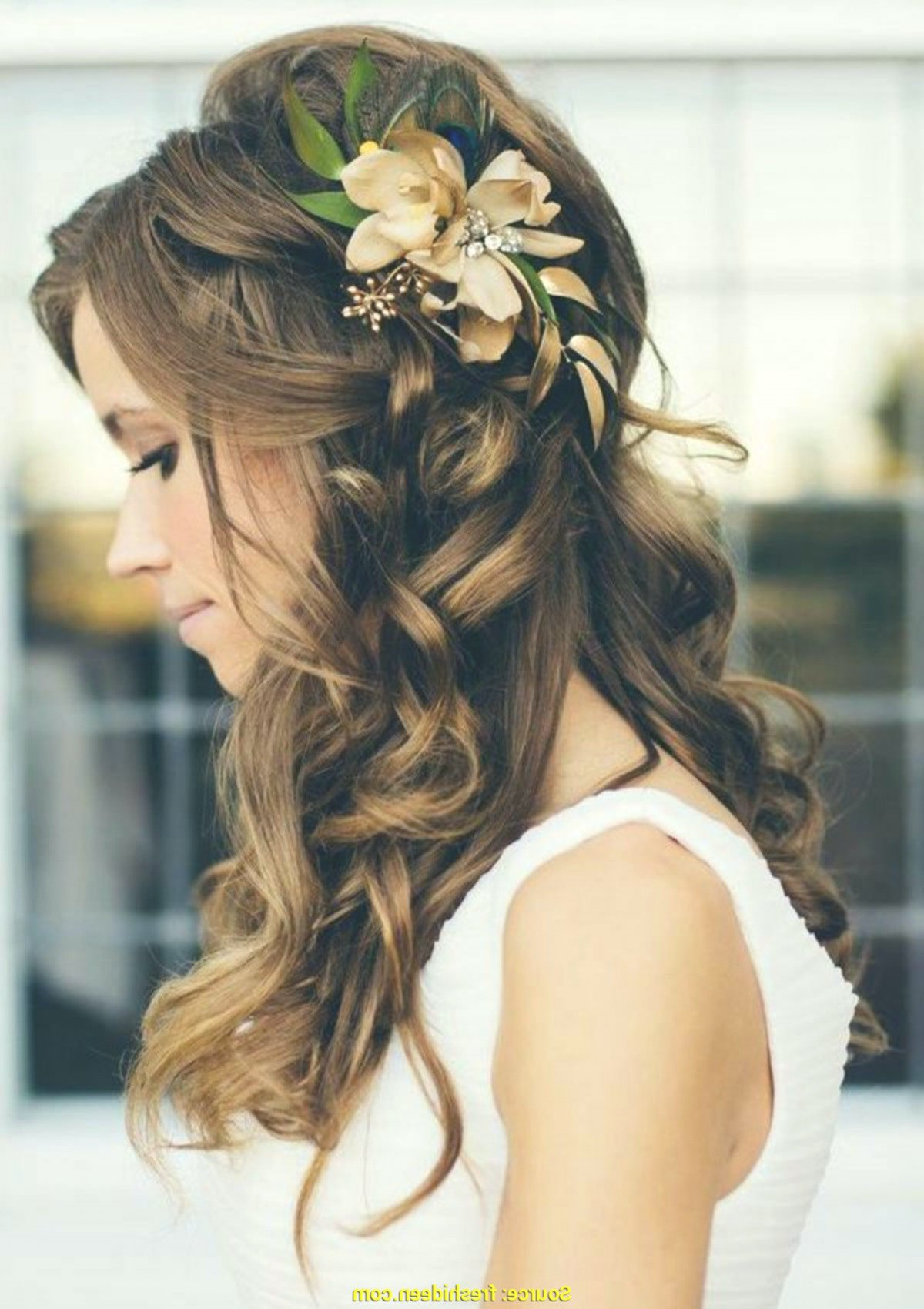 Fascinating open hair hairstyles décor-Fascinating open hair hairstyles decor