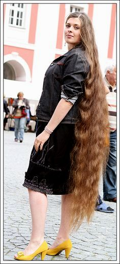 Lovely Lure Long Hair Photo-Excellent Curls Long Hair Decoration