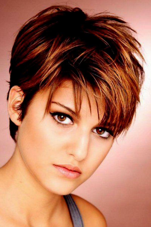 incredibly short hairstyles girl photo picture-Incredible short hairstyles girl decoration