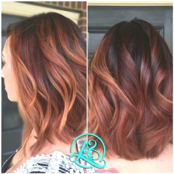 fancy shades of hair color inspiration-New shades of brown hair color model
