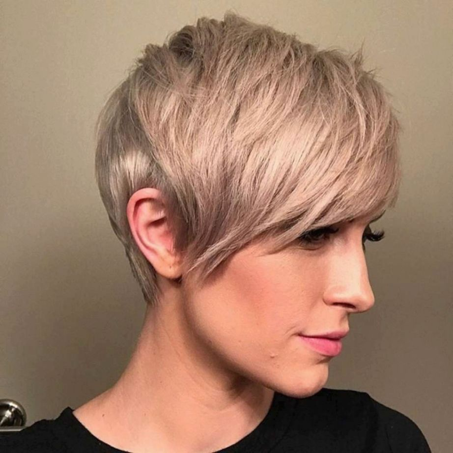 modern trend haircut 2018 picture - Beautiful trend haircut 2018 models