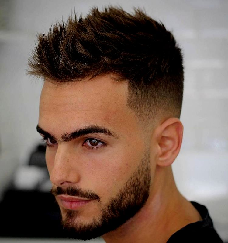 Stylish Hairstyles Men's Secret Hairline Construction Layout-Unique Hairstyles Men's Reclining Hair Photography