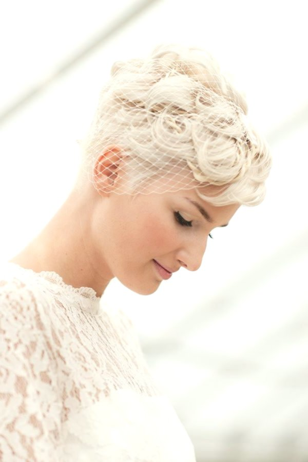 Best Hairstyle Short-haired Photo-Terrific Bridal Hairstyle Shorthair Layout