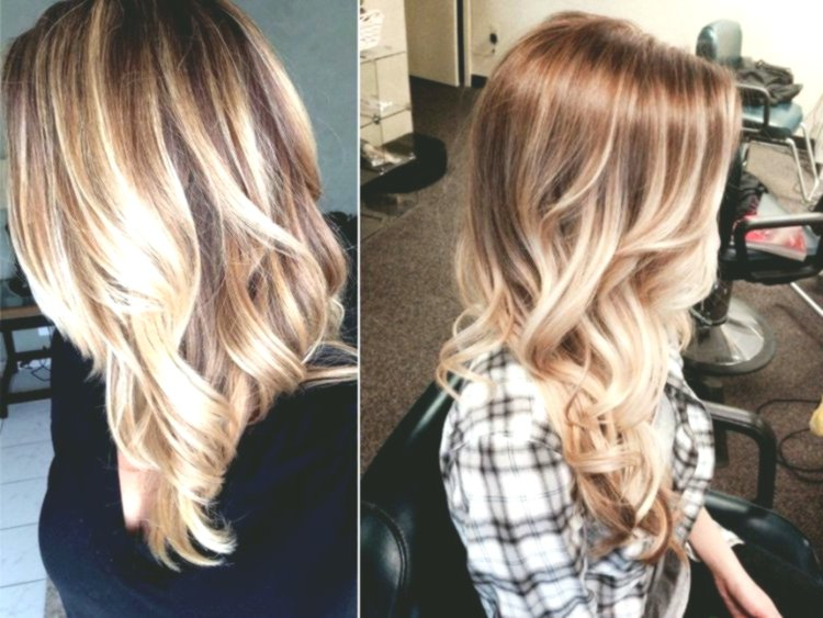 Up Brown Hair With Blond Hair Build Layout Stylish Brown Hair With Blonde Strands Pattern