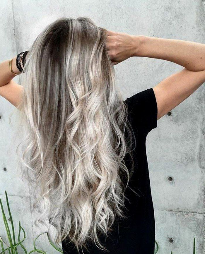 latest hair color gray blond architecture sensational hair color gray blond decoration