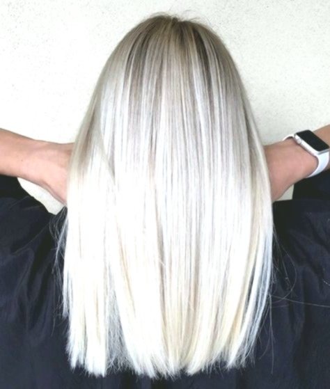 newest hair white-blonde dyeing ideas-top hair white-blonde dyeing portrait