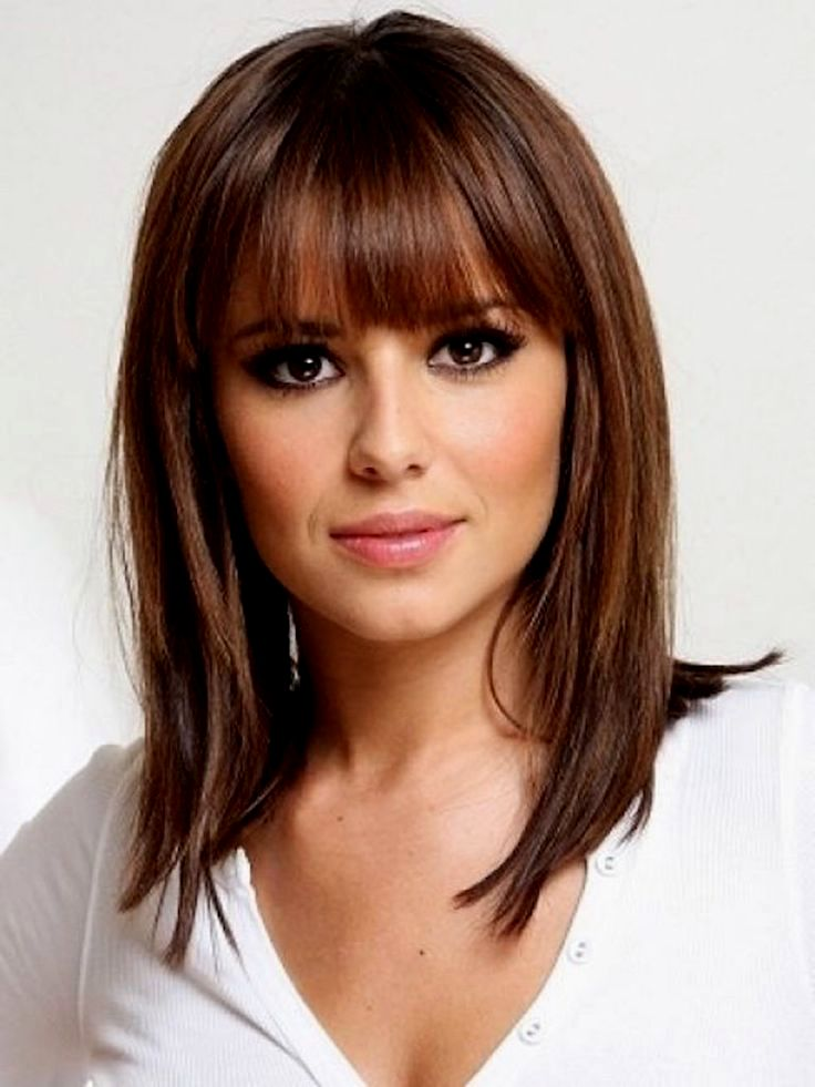 sensational cute hairstyles half length with bangs portrait-unique hairstyles half length with pony gallery