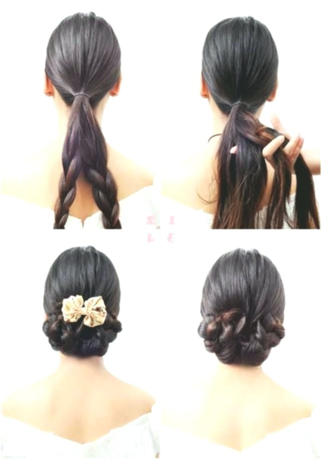 Modern Simple Updos Make Themselves Concept Breathtaking Simple Updos Do It Decor