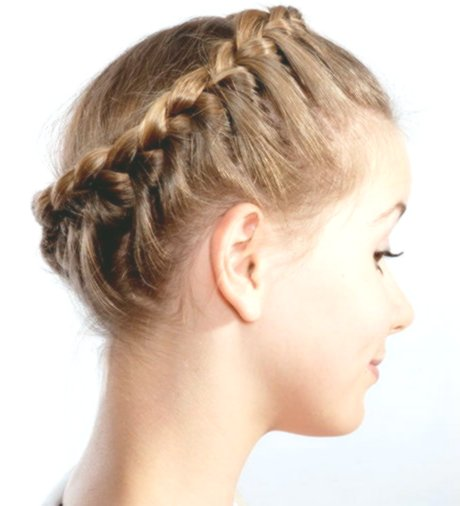 Fancy Hair Braiding Gallery-Modern Hair Selective Braiding Models