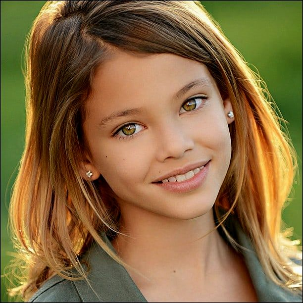 lovely girl brown hair construction layout-Inspirational Girl Brown Hair Decoration