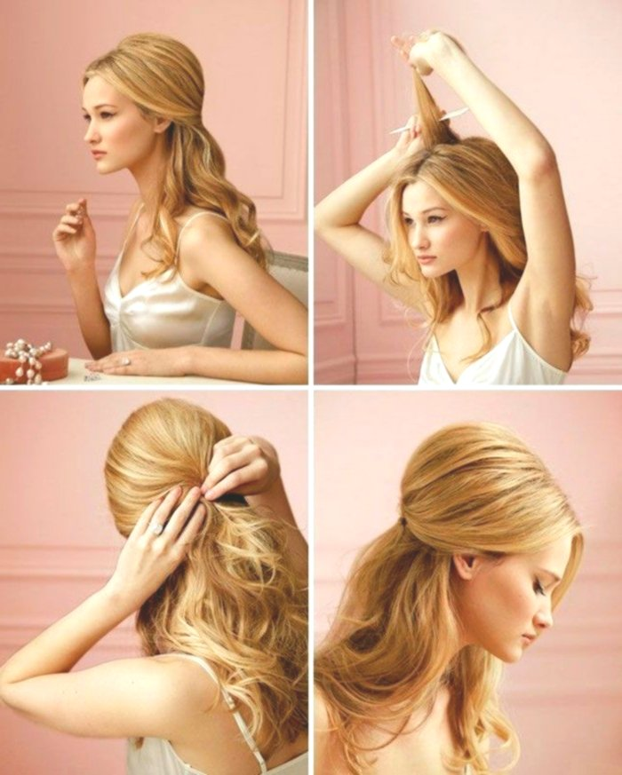 stylish party hairstyles background - Fascinating party hairstyles models