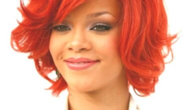 Photo of Rihanna short hairstyles