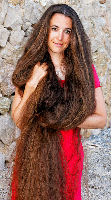 unbelievably long hair style concept-Incredible Long Hair Styling Wall