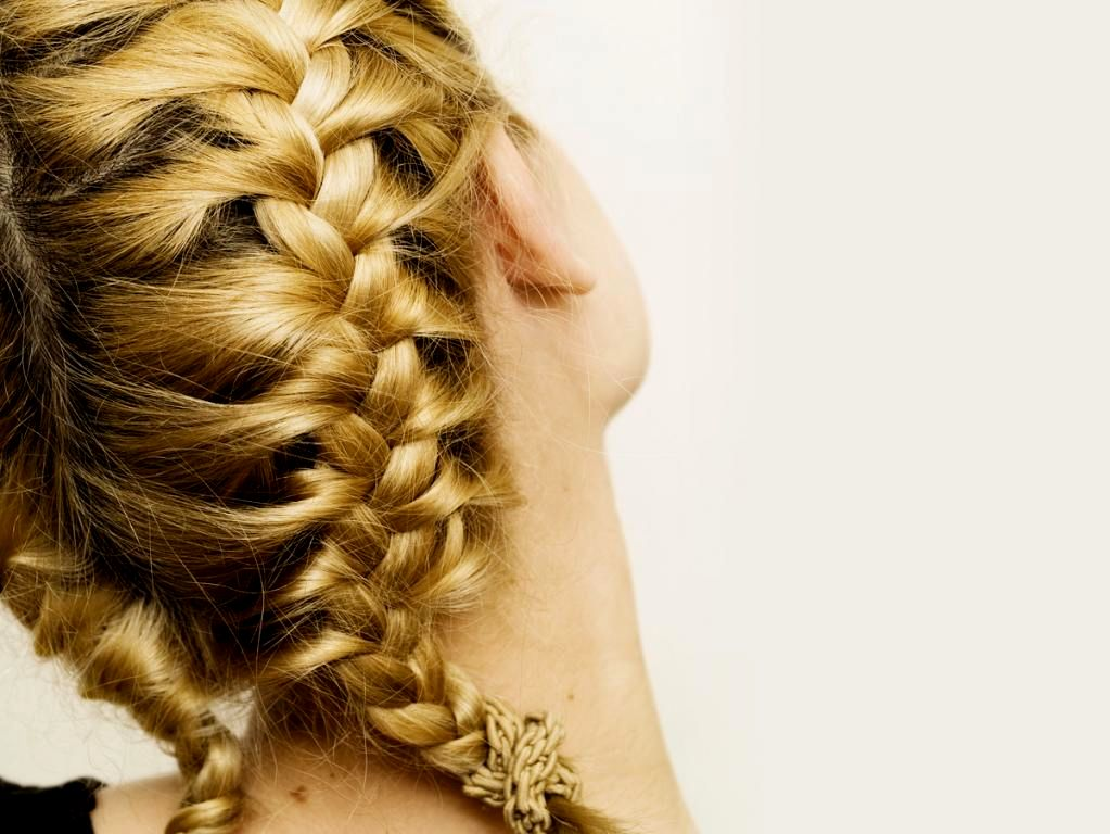 terribly cool lightweight braids inspiration-Fantastic Lightweight braiding architecture