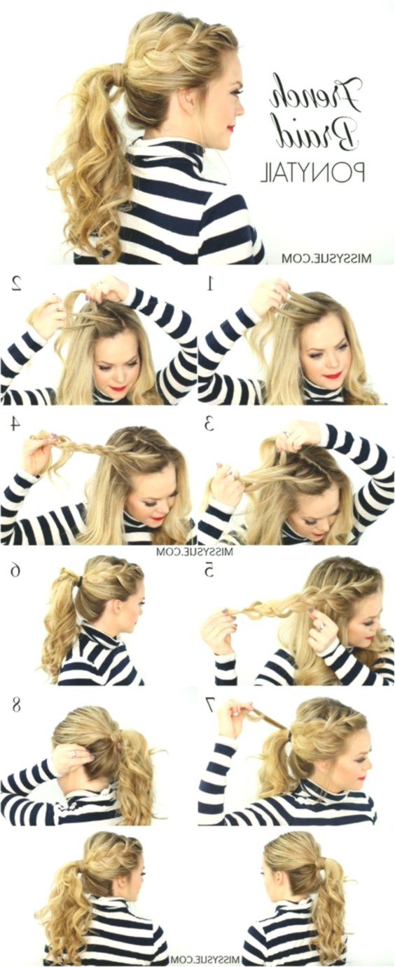 excellent braided hairstyles medium-length image-Inspirational braids mid-length photography