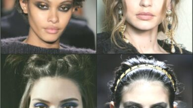 Photo of 8 Great Fall 2020 Hair Trends & Beauty Looks