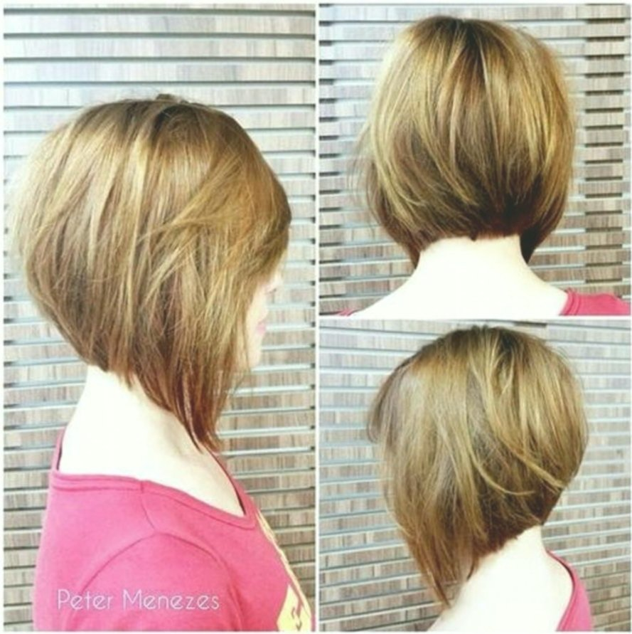 inspirational bob hairstyles behind shorter gallery-charming Bob Hairstyles Rear Shorter design