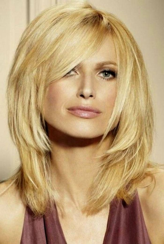 Sensational cute hairstyles with shoulder-length hair collection-Inspirational hairstyles with shoulder-length hair design