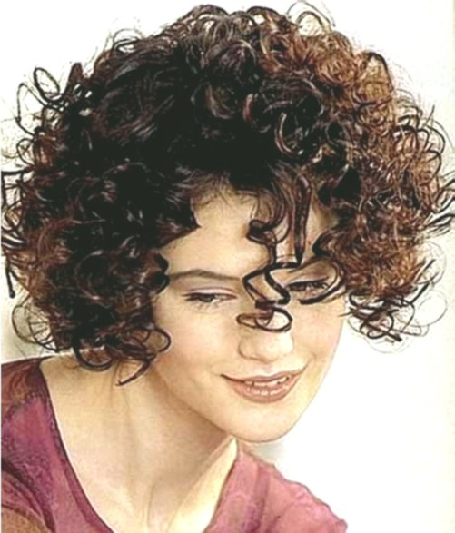 Excellent curly hair inspiration-Fantastic frizzy hair decoration