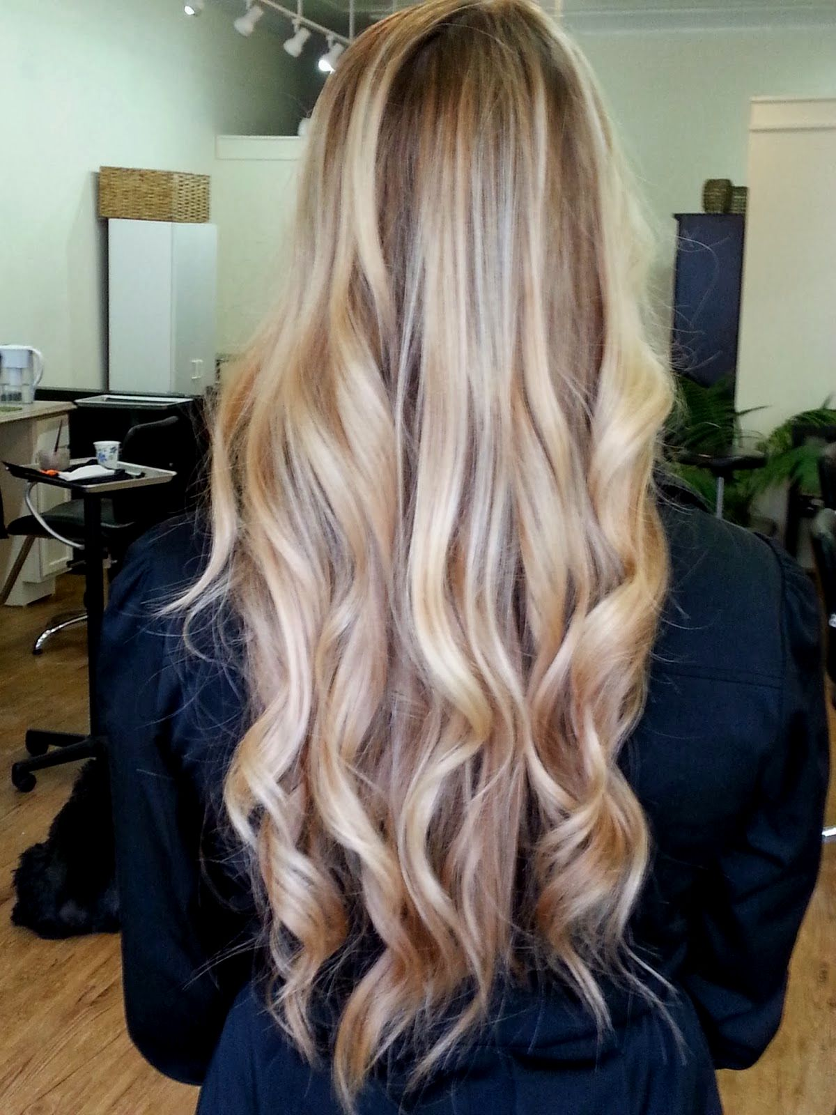 fantastic gray hair blond dyeing design-stunning gray hair blond dyeing ideas
