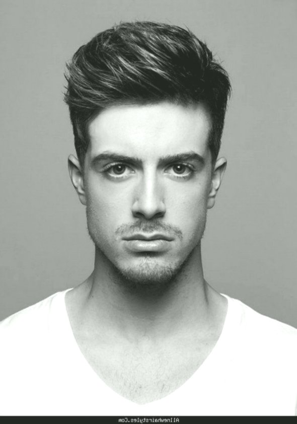 contemporary hair style men's gallery-New Hair Style Men's Model
