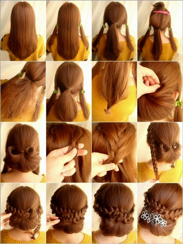 contemporary braided hairstyle instructions with images inspiration-Modern braided hairstyles Instructions With Images Design