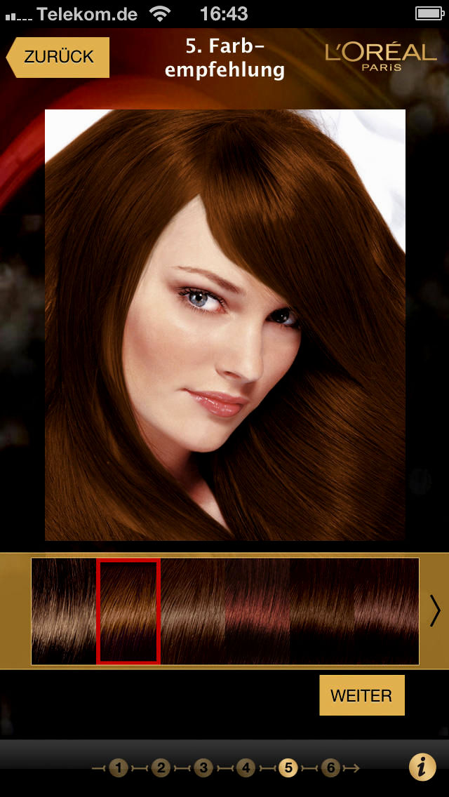 new what color of hair suits me test you plan-sensational Which hair color goes well with me Test ideas
