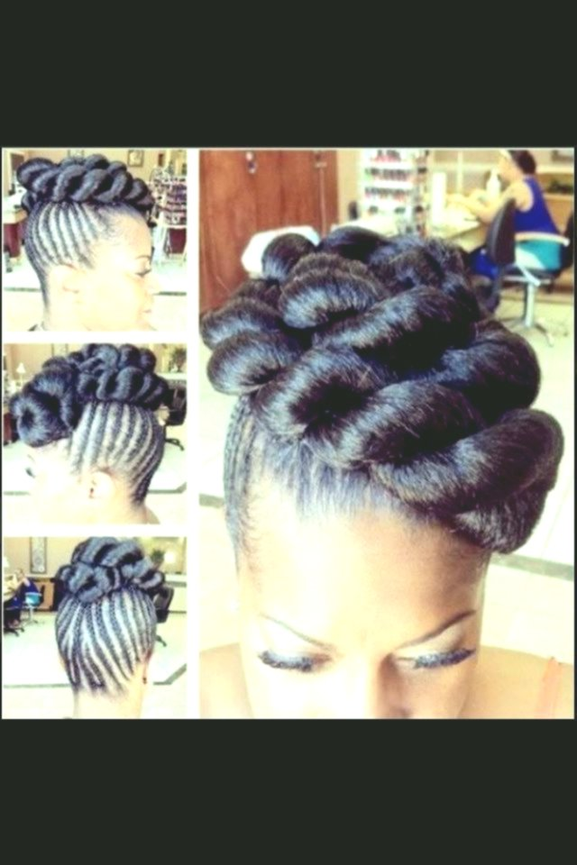 latest black short hair plan-Amazing Black Short Hair Pattern