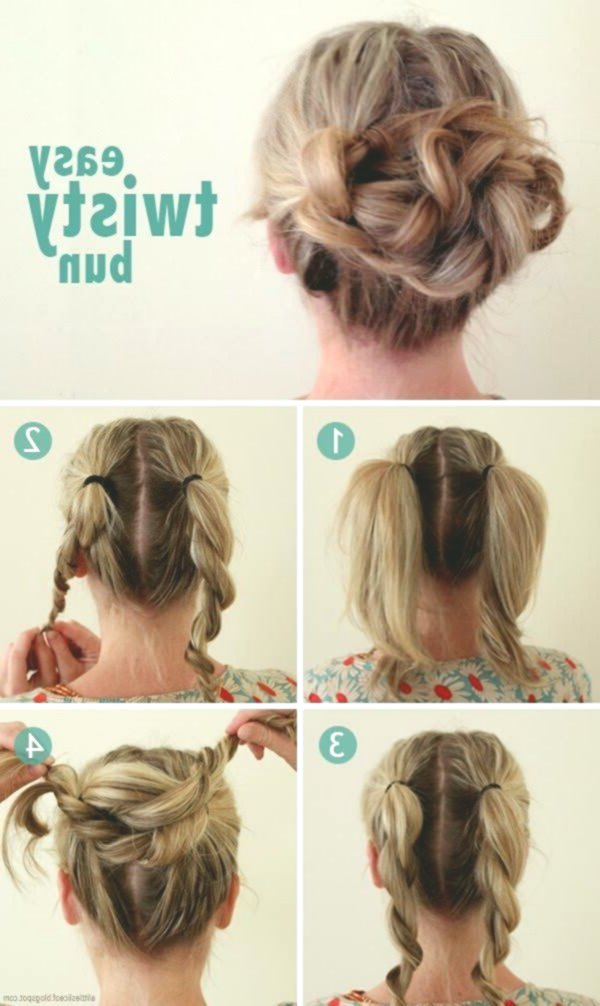 fresh simple hairstyling instructions ideas-Excellent Easy Hairstyles Instructions Models