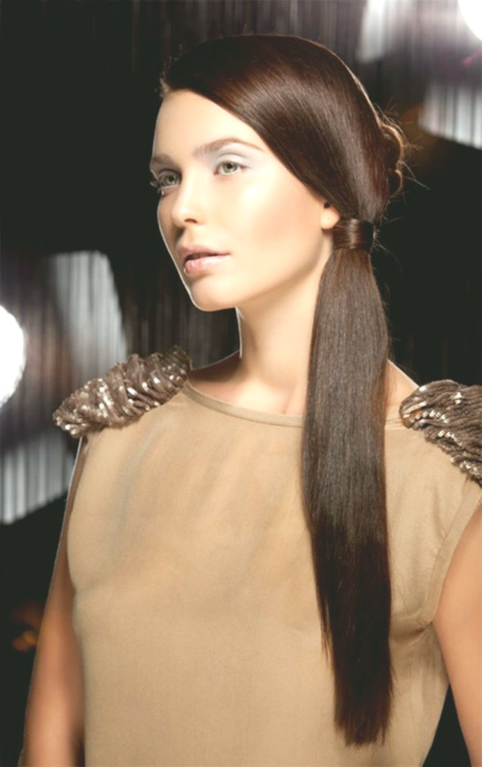 Finest Hair Smooth Model- Cute Hair Correct Smoothing Model