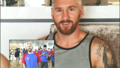 Photo of Messi New Look 2020: Platinum Blonde Hairstyles for Men