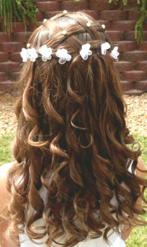 Excellent wedding hairstyles for kids inspiration-Amazing wedding hairstyles For kids gallery