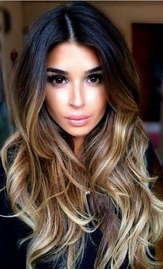 excellent dark brown hair with light brown strands of ideas-lovely dark brown hair with light brown strands model