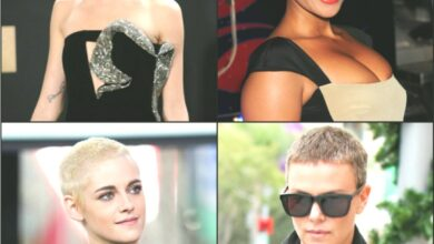 Photo of Shaved Head Hairstyles Trendy 2020