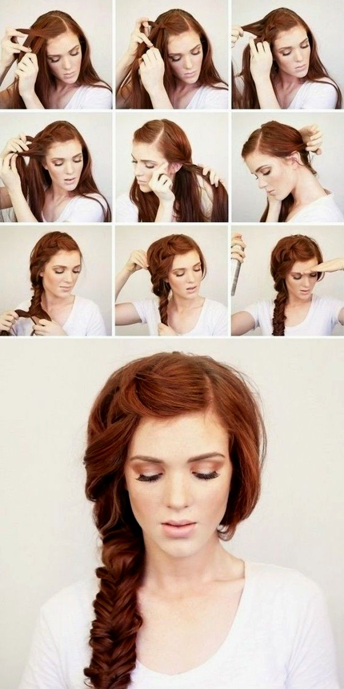fascinating fast simple hairstyles photo-Beautiful Fast Easy Hairstyles layout
