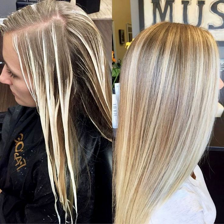 lovely blonde hair dyeing photo - Fascinating blonde hair dyeing layout