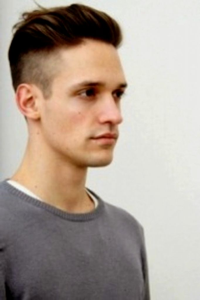 terribly cool men hairstyles round face photo-modern men hairstyles Round face decor