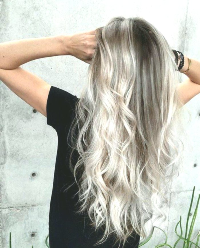 finest hair color blond gray photo-luxury hair colors blond gray model