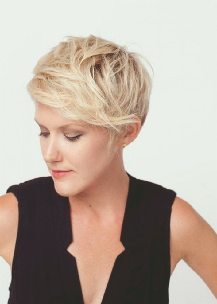 best short hairstyles 2018 ladies pictures picture-new short hairstyles 2018 ladies pictures Bau