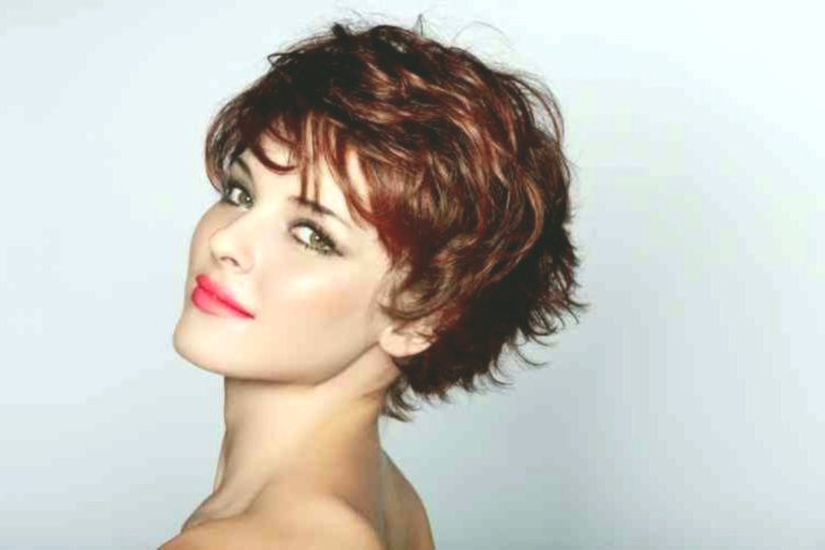 elegant short curls hairstyles photo picture - fresh curly hairstyles photo